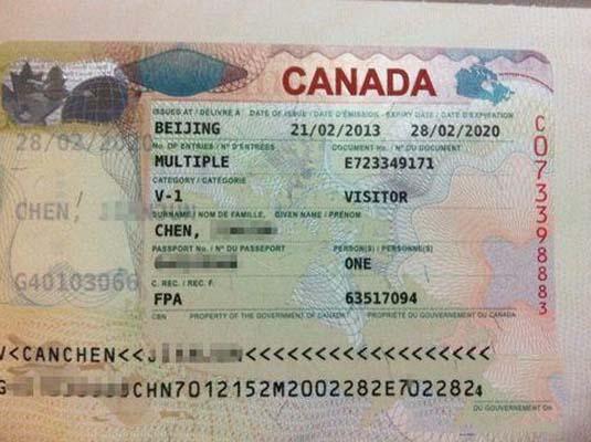 外國人申請加拿大旅遊簽證(代辦線..