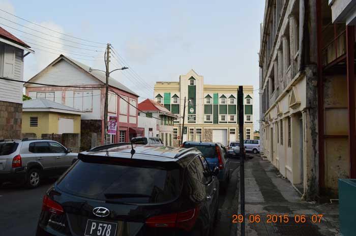 聖基茨政府大樓及周邊一覽