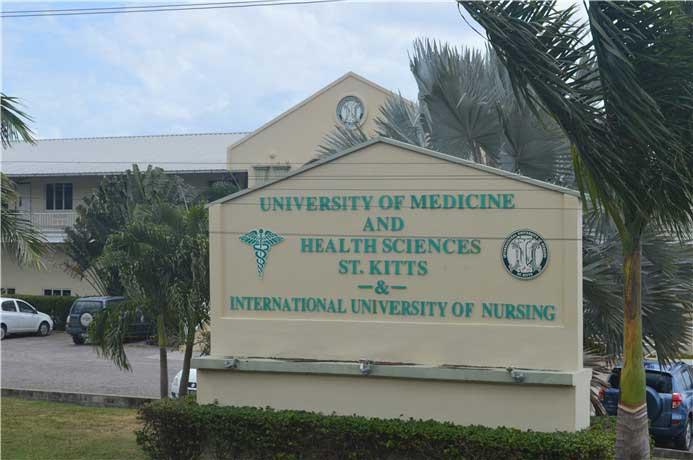 聖基茨當地醫學院