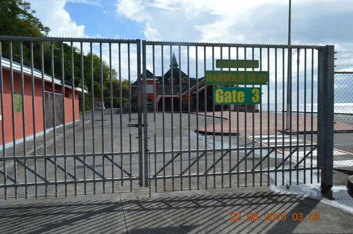 聖文森特大遊輪碼頭一覽