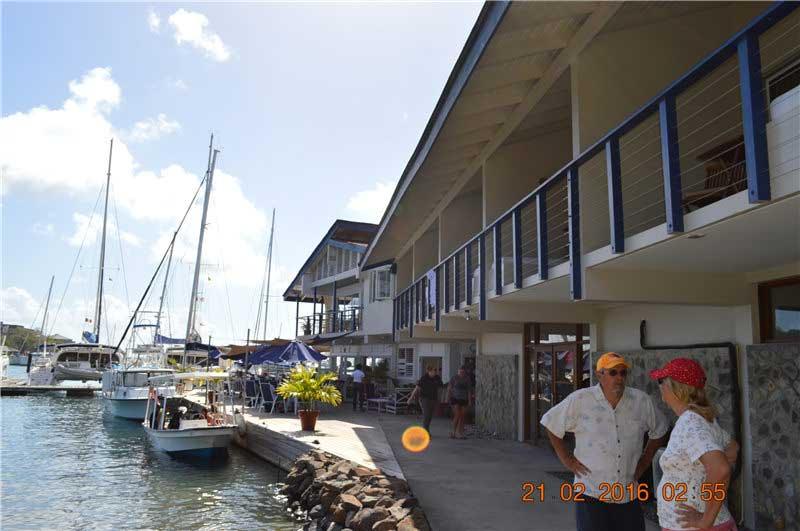 聖文森特遊船俱樂部
