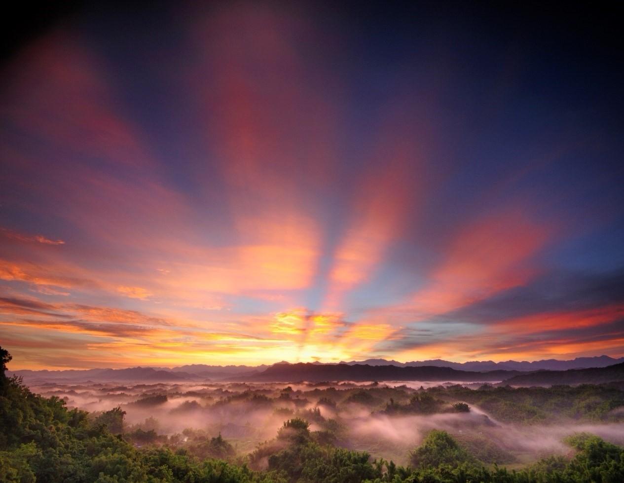 西拉雅國家風景區