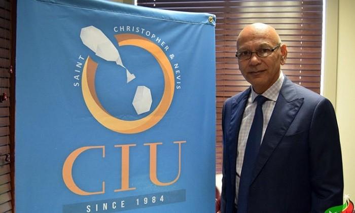 聖基茨政府通告CIU行政程式