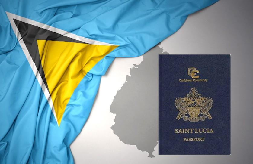 聖盧西亞簽證入境與居留入籍