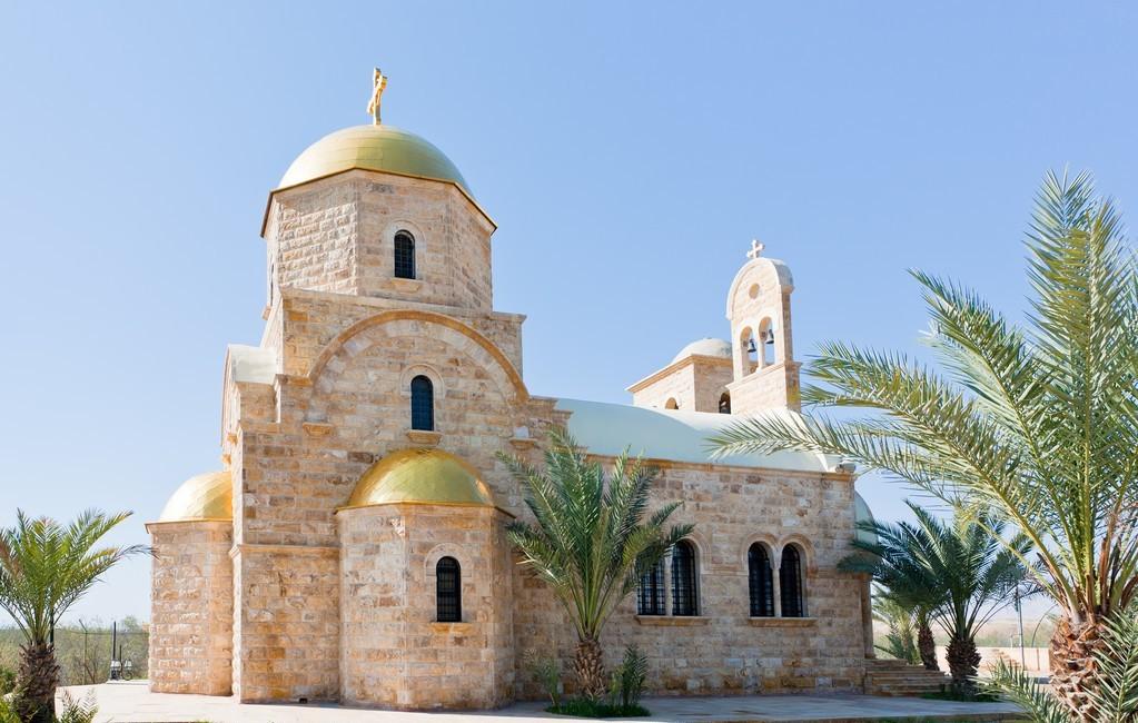 浸禮會教堂