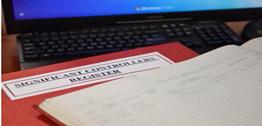 備存重要控制人登記冊 - 公司註..